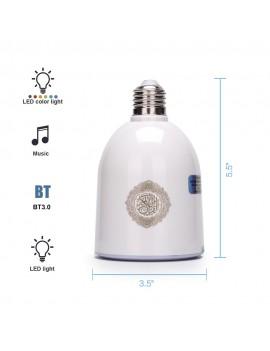E27 Speaker LEDs Light Bulb