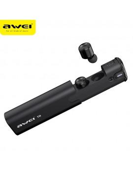 AWEI T8 TWS Binaural Wireless BT 4.2 Earphone