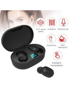 A6S Mini TWS Twins True-Wireless In-Ear BT5.0 Earphones