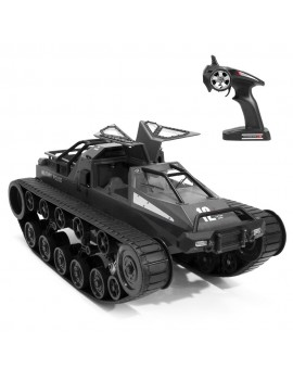 1/12 2.4GHz Rechargeable RC Tank Car Remote Control Car 360° Rotating Vehicle