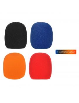 5pcs Handheld Microphone Windscreens Mic Foam Covers