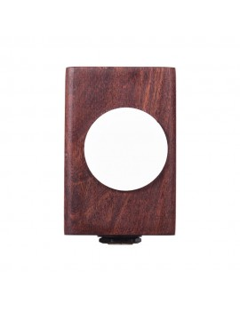 Adeline AD-85 Self-adhesive Wooden Guitar Pickup Transducer with Volume Control for Acoustic Classic Folk Guitar Ukulele Violin Cajon
