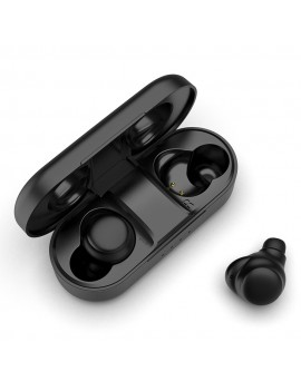 A5 TWS Headphones Touch-controlled True Wireless BT 5.0 Earphone Sports Headset with Mic Charging Box