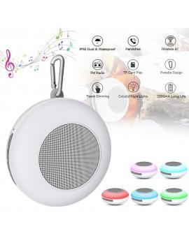 Colorful Lamp IP55 Waterproof BT Speaker