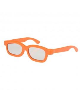 C02CP Passive 3D Glasses Circular Polarized Lenses for Polarized TV Real D 3D Cinemas for Sony Panasonic for Kids