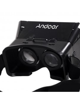 CST-01 Universal 3D Vr Virtual Reality DIY Video Movie Game Glasses for iPhone Samsung 4-6