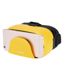 Bao Feng Mo Jing XD-4 VR Virtual Reality Glasses 3D VR Glasses Headset 3D Movie Game Universal for Android iOS Smart Phones within 4.7 to 5.7 Inches
