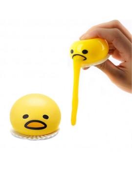 1Pcs Funny Ball Cute Soft Egg Stress Relief Joke Gift