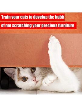 Anti-scratch Cat Tape Cat Scratch Deterrent Tape Clear Double-Sided Cat Training Tape