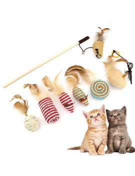 7 IN 1 Interactive Cat Toys