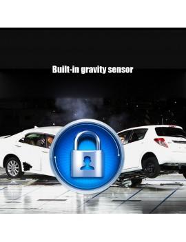 4.0 Inch LCD Screen 170 Degree Dual Lens 1080P Camera Car Vehicle Recorder G-sensor High Definition