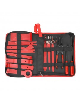 22pcs Auto Car Audio Radio DIY Pc Demolition Installation Pry Tool Repair Hand Tools Kit