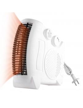 220V 1500W  Mini Handy Heater Air Warmer Fan Office Heater Mini Electric Heater Fan for Home Office Small Heaters EU Plug