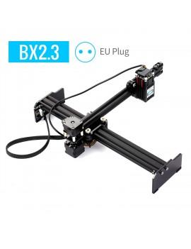 2.3W Laser Engraving Machine High Speed Mini Desktop Laser Engraver Printer