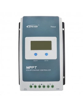 Epever Tracer-AN Series MPPT Solar Charge Controller Epever LCD Display Charger Controller Solar Regulator 12/24V DC