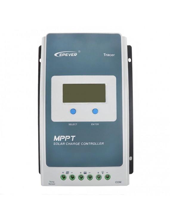 Epever Tracer-AN Series MPPT Solar Charge Controller Epever LCD Display Charger Controller Solar Regulator 12/24V DC