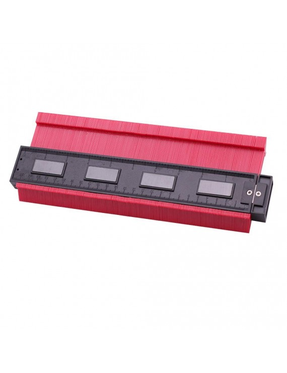 ETOPOO produced 250MM multi-function with magnet plastic arc ruler