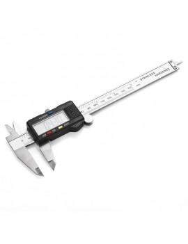 0-150mm 0.01mm Electronic Vernier Caliper Digital Caliper Silver