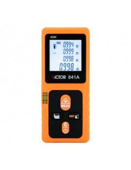 841A 40m Digital Laser Distance Meter Rangefinder Area Volume