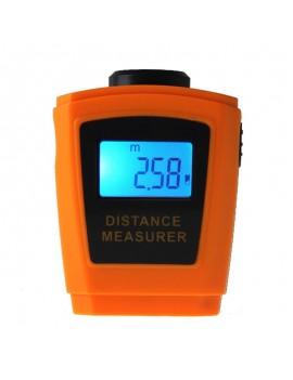 CP-3005 Handheld Ultrasonic Laser Range Finder Yellow