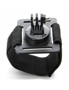 3D Printing Wristband Mount for Camera / GoPro Hero 4/2/3/3+ Black
