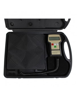 100kg Refrigerant Charging Electronic Scale Black